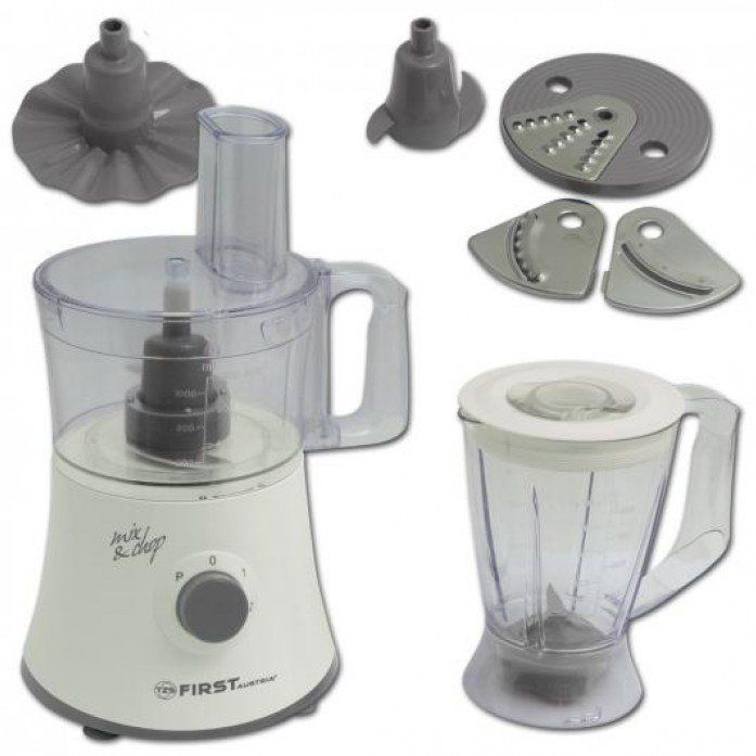 Кухонный комбайн FIRST FA-5118-3 White