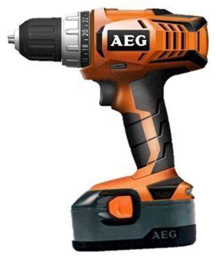 Дрель аккумуляторная AEG 443771(bs 14g2 nc-142cf)