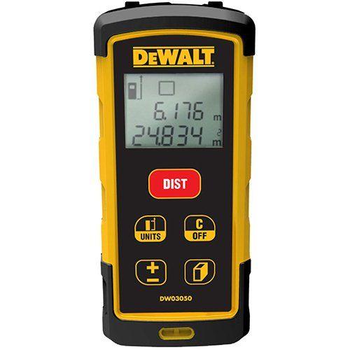 Лазерный измеритель длины DeWalt DW03050