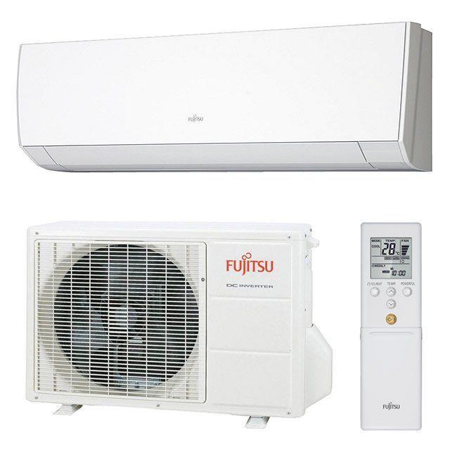 Сплит-система Fujitsu ASYG14LMCA/AOYG14LMCA