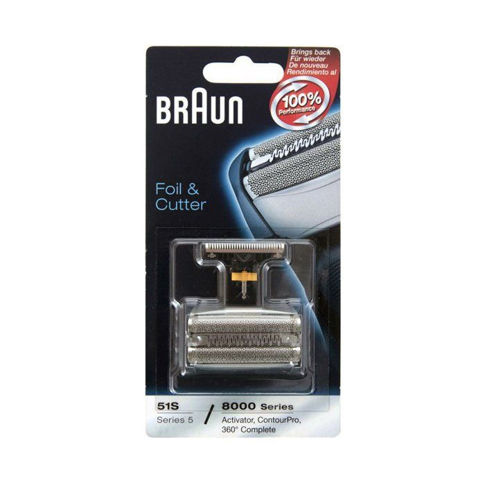 ����� � ������� ���� BRAUN Series5 51S