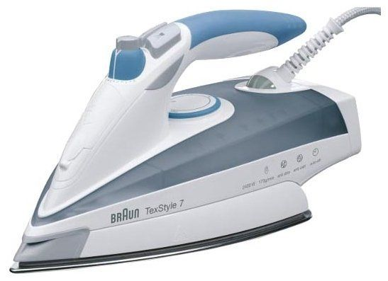 Утюг BRAUN ts 765a texstyle 7 steam iron