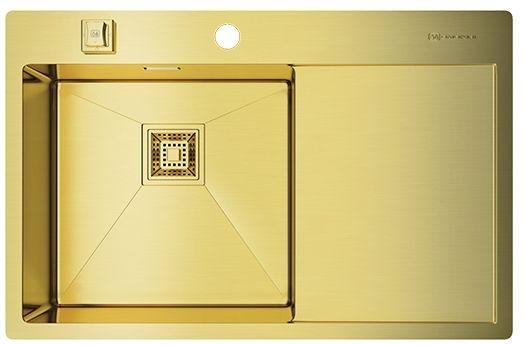 Кухонная мойка OMOIKIRI Akisame 78-LG-L 4993085