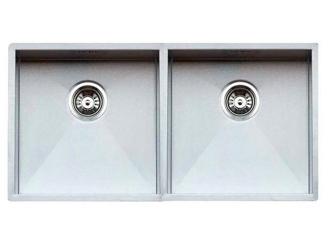 Кухонная мойка REGINOX Ontario 40х40+40х40 LUX OKG (c/box) L