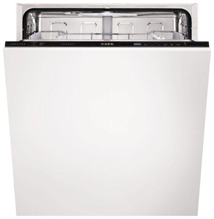 Посудомоечная машина встраиваемая полноразмерная AEG f 7802 rvi1p