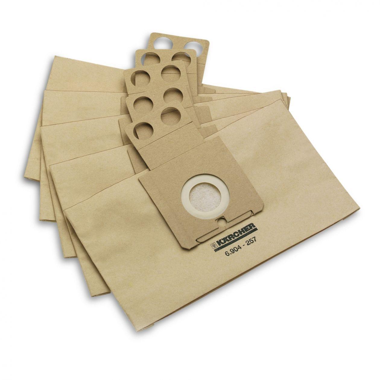 Фильтр-мешки для пылесосов KARCHER 6.904-257.0