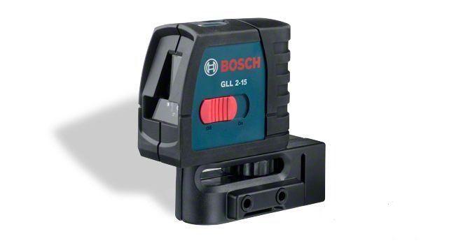Нивелир Bosch линейный лазерный GLL 2-15 Prof