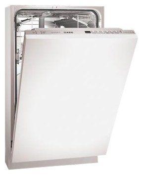 Посудомоечная машина встраиваемая полноразмерная AEG f 65000 vi
