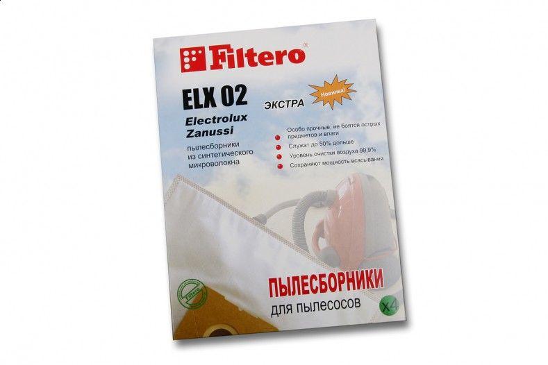Для пылесоса FILTERO elx 02 (4) экстра