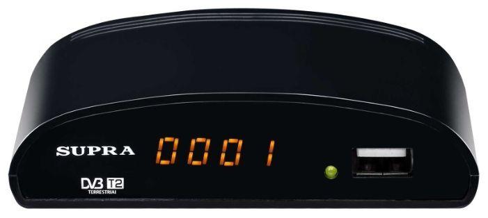 TV-тюнер SUPRA SDT-83 черный