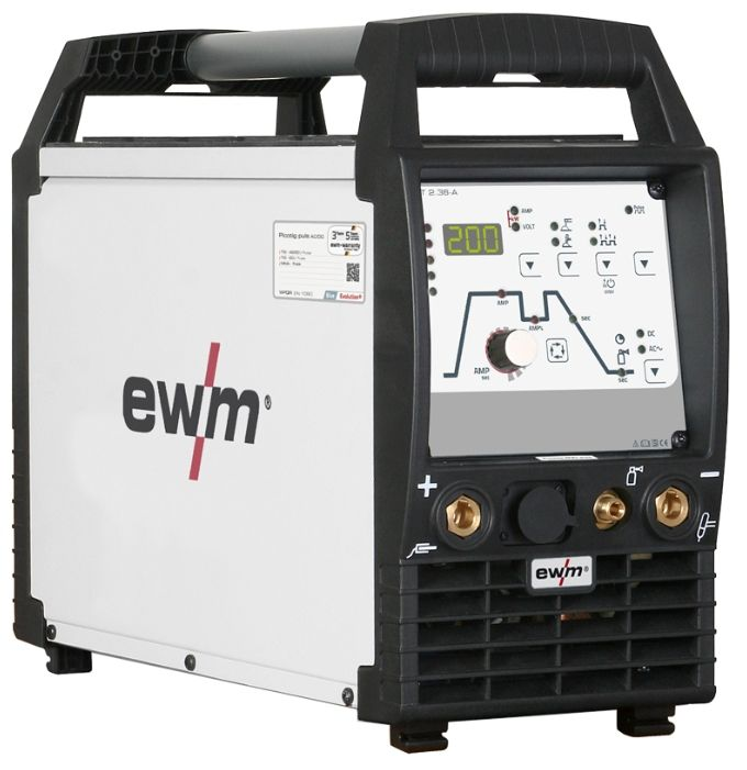 Сварочный аппарат EWM PICOTIG 200 AC/DC TG 8P (090-000188-00504 092-002719-00504)