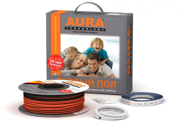 Теплый пол Aura KTA 45,5-800