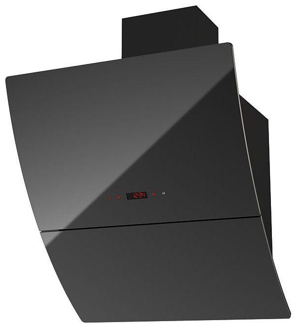 Вытяжка KRONASTEEL CELESTA 600 black sensor