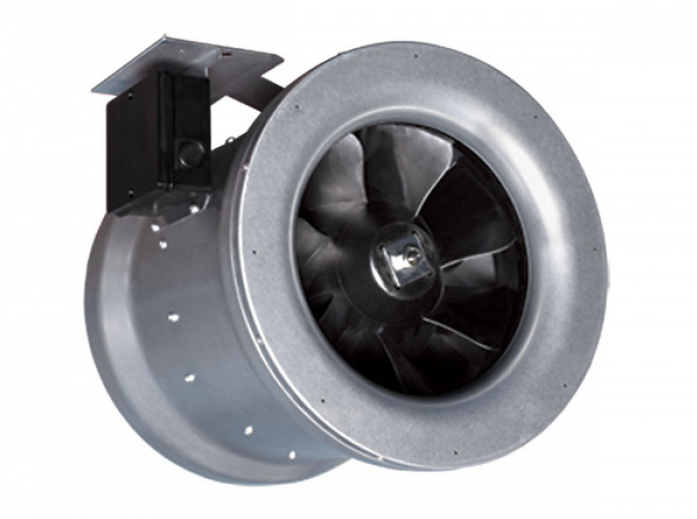 Канальный энергосберегающий вентилятор Ballu CMFD 400