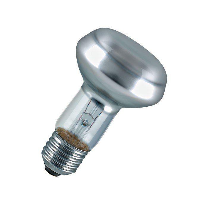 Лампа OSRAM concentra r63 spot 40w 230v 430cd 30° e27 зеркал