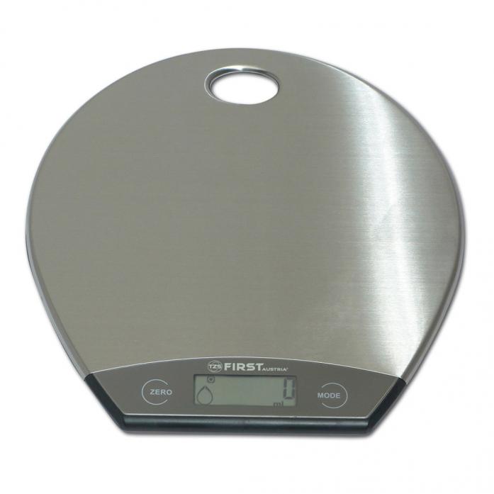 Кухонные весы FIRST FA-6403-1 Grey