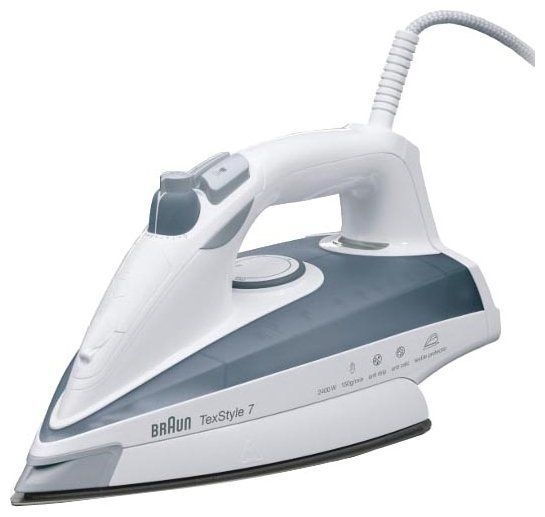 Утюг BRAUN ts 735tp texstyle 7 steam iron