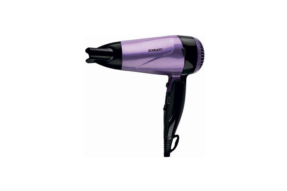 Фен POLARIS PHD 2077i фиолетовый