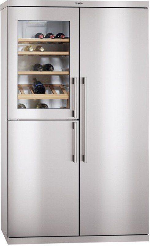 Холодильник AEG S95500XZM0