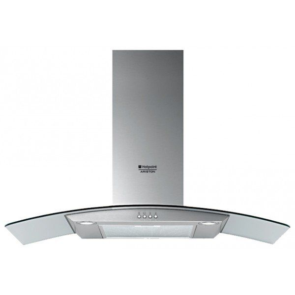 Вытяжка HOTPOINT-ARISTON hda 9 t ix/ha