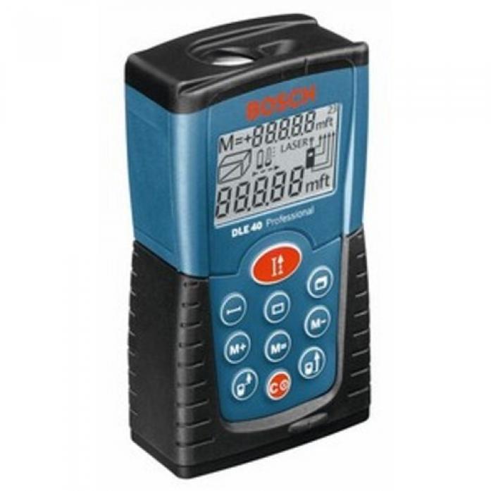Лазерный измеритель длины BOSCH dle 40