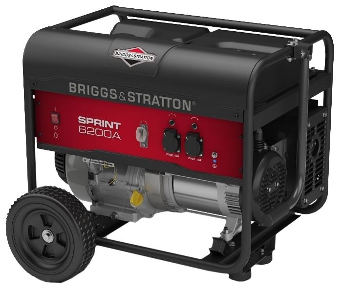 Генератор BRIGGS&STRATTON sprint 6200a