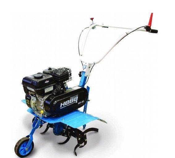 Культиватор бензиновый НЕВА МК-80Р-Б5.0