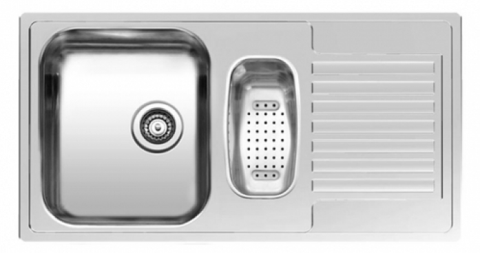 Кухонная мойка REGINOX Centurio 15 LUX OKG box