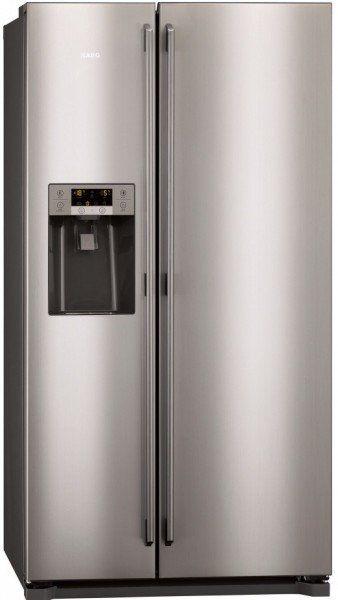 Холодильник side-by-side AEG s 56090 xns1