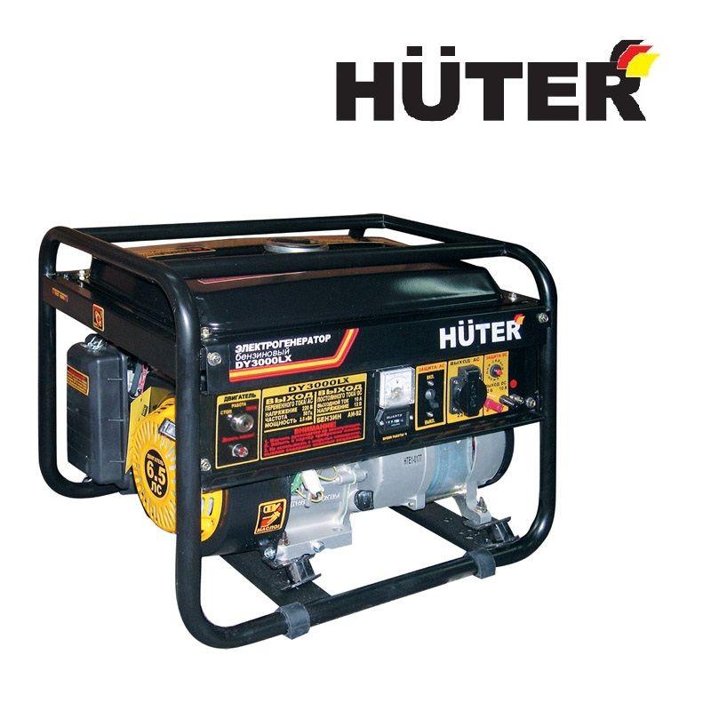 Электрогенератор HUTER dy4000lx (64/1/22.)