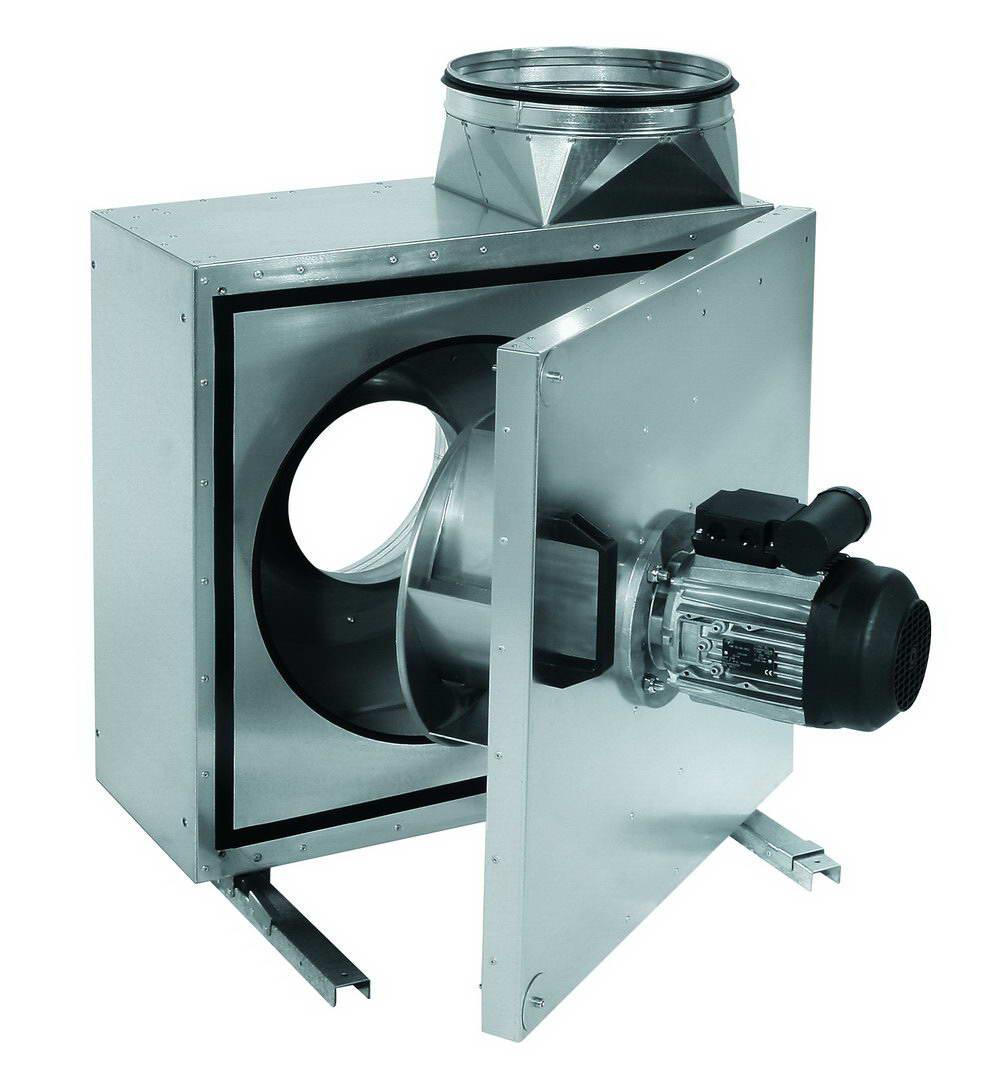 Вентилятор центробежный вытяжной кухонный SHUFT EF 250