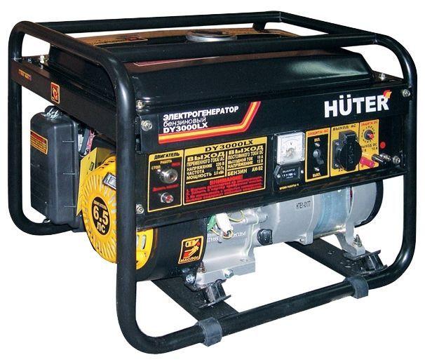 Электрогенератор HUTER dy3000lx