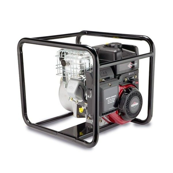 Бензиновая мотопомпа BRIGGS&STRATTON wp2-60