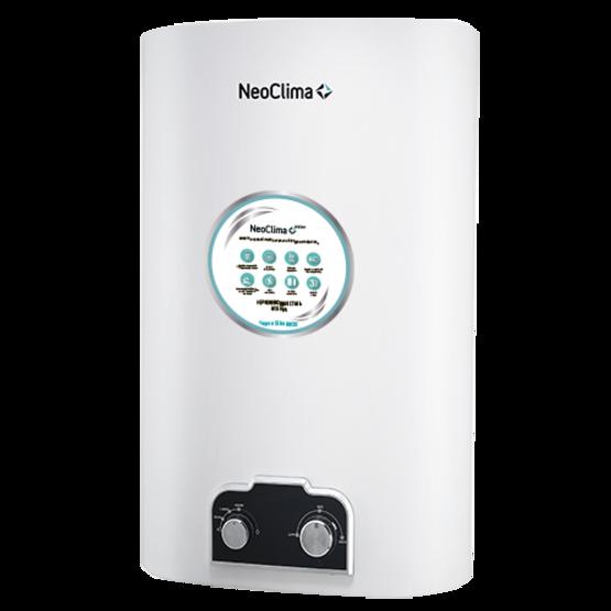 Накопительный водонагреватель NEOCLIMA Slim INOX 50S