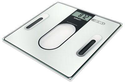 Весы напольные SCARLETT sc212 черный