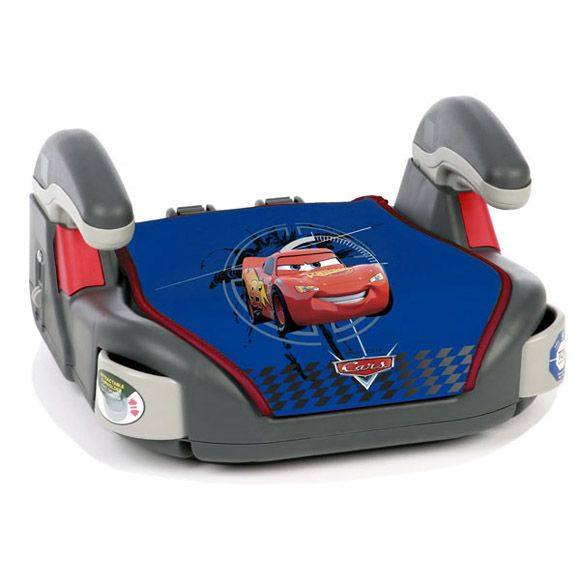 Автокресло GRACO booster basic disney 1e93 racing cars