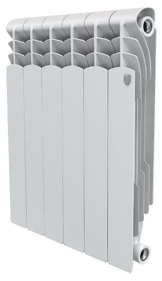 Радиатор отопления ROYAL THERMO Revolution Bimetall 500 ( 6 секц.)