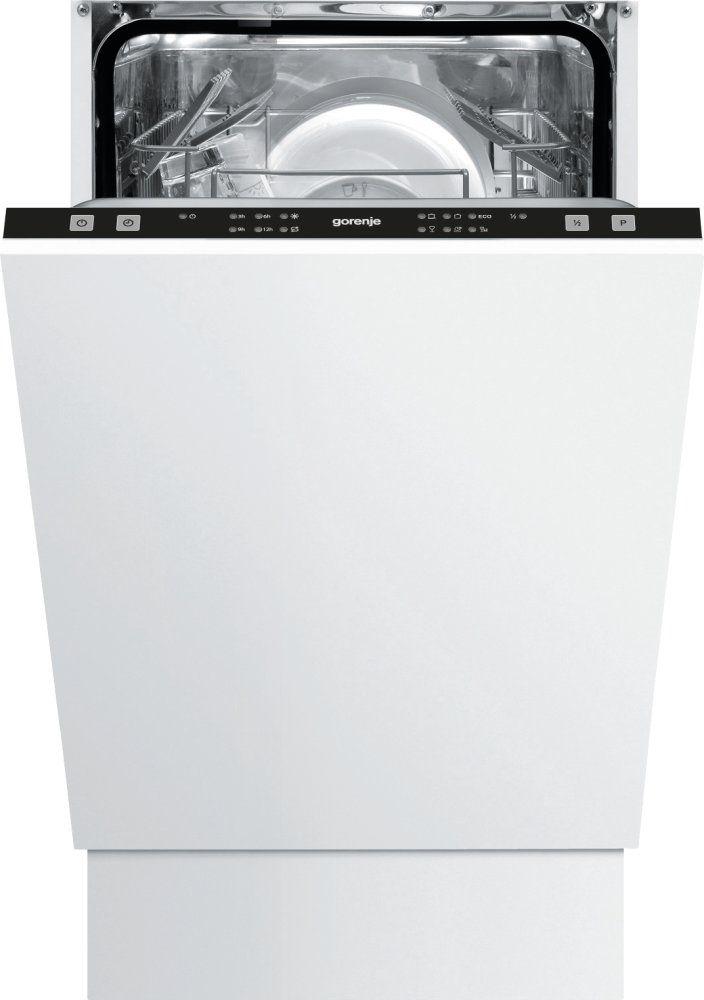 Встраиваемая посудомоечная машина GORENJE GV 51211