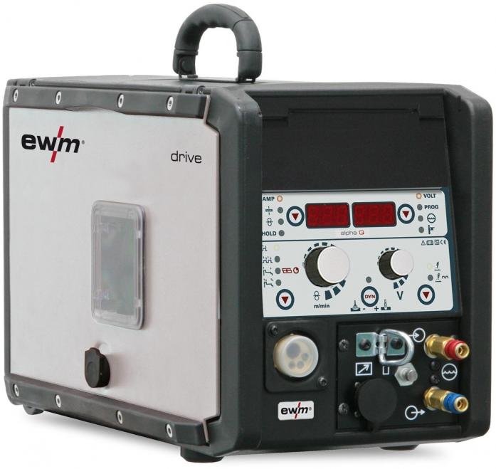 Механизм подачи проволоки компактный EWM ALPHA Q drive 300C 090-005143-00502