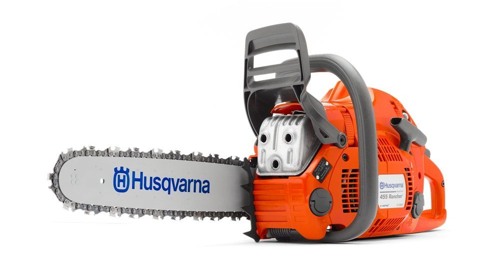 Бензопила Husqvarna 455 e-series Rancher AT (9667679-15)