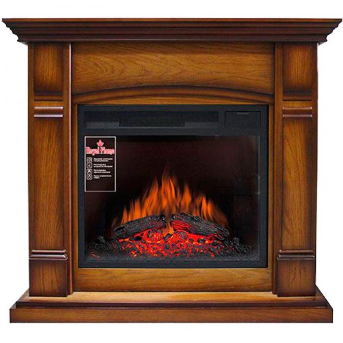 Портал для камина Royal Flame Manchester V23 (дуб антик)