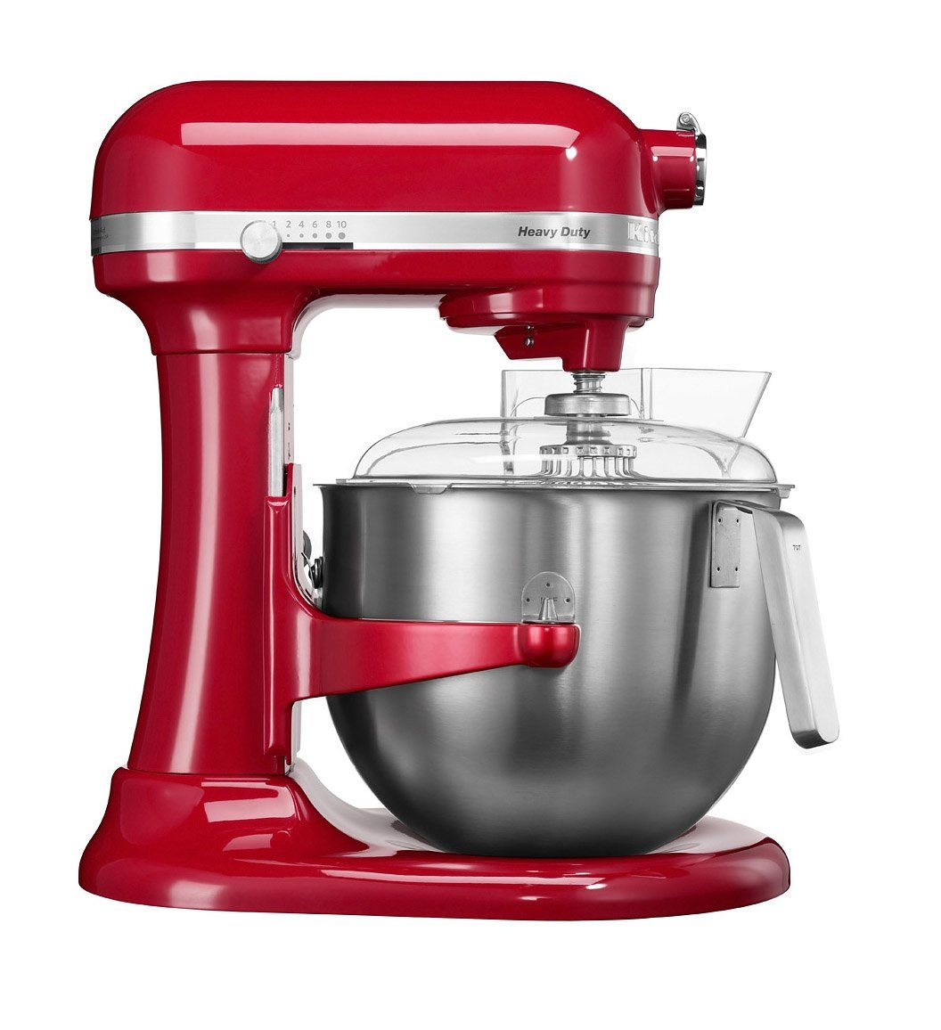 Миксер KITCHEN AID 5ksm7591xeer красный