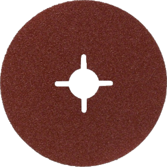 Фибровый круг BOSCH professional metal к120 ф180