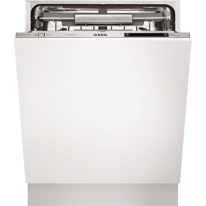 Посудомоечная машина встраиваемая полноразмерная AEG f 99970 vi