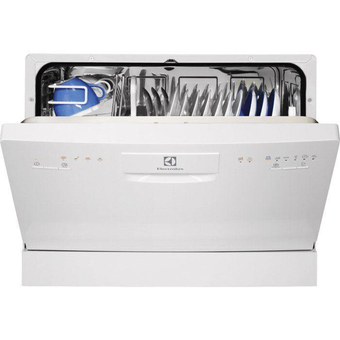 Посудомоечная машина компактная ELECTROLUX esf 2200 dw