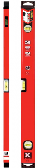 Ручной инструмент Kapro Hercules маг. 3гл. 1000мм 986-41PM