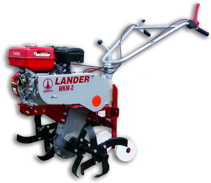 Культиватор бензиновый МОБИЛ К МКМ-2Р-ДК 5,5 Lander (Пахарь)