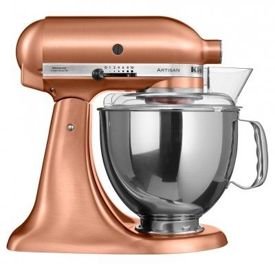 Миксер KITCHEN AID 5ksm150psecp медный
