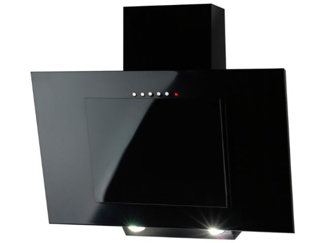 Вытяжка AKPO wk-4 nero duo glass 50 черное стекло