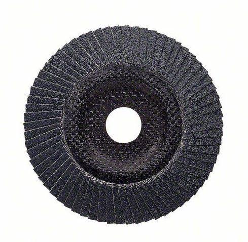 Круг тарельчатолепестковый BOSCH 125 мм k80